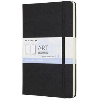Caderno de Desenho Aguarela Moleskine Art Watercolour Grande