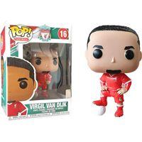 Funko Pop! Liverpool Football Club: Virgil van Dijk - 16