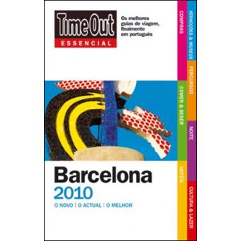 Barcelona - Guia Essencial Time Out