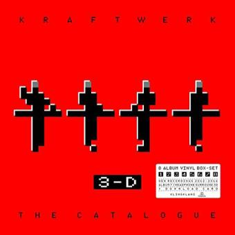 3-D The Catalogue (9LP)