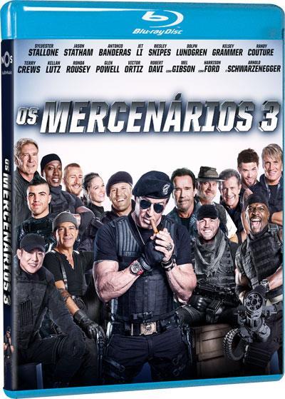 Os Mercenários 3 Trailer