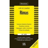 Rimas de Luís de Camões - 10º Ano