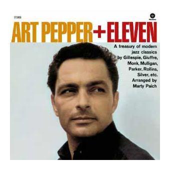 Plus Eleven (LP)