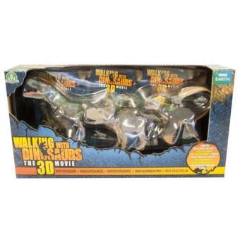 Sortido Pack de 3 Dinossauros