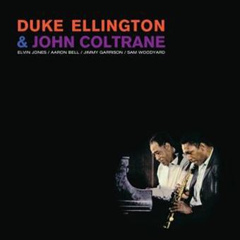 Duke Ellington & John Coltrane - LP Purple 180g Vinil 12''