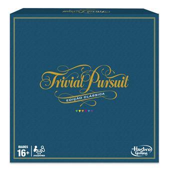 Trivial Pursuit Clássico - Hasbro