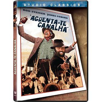 Aguenta-te Canalha - DVD