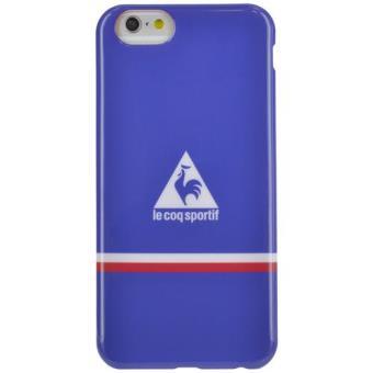 Le Coq Sportif Capa Soft Case para iPhone 6s/6 (Azul)