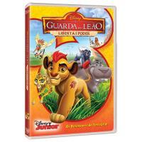 A Guarda do Leão: Liberta o Poder - DVD