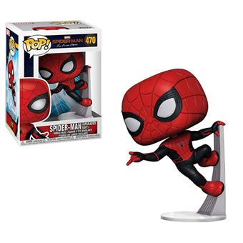 Funko Pop! Spider-Man far from Home: Spider-Man Upgraded Suit - 470