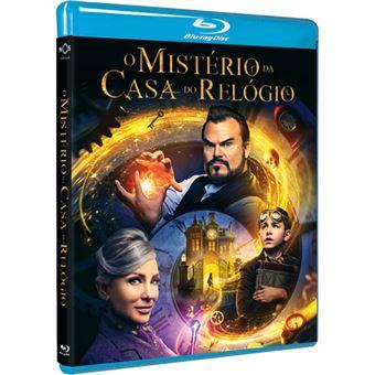 O Mistério da Casa do Relógio - Blu-ray