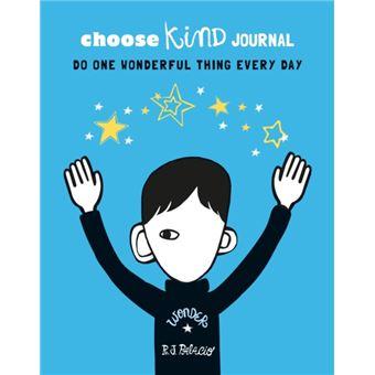 Choose kind journal