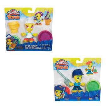 Play-Doh Town Figuras (Sortido)