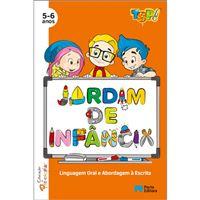 Top! No Jardim de Infância - Linguagem Oral e Abordagem à Escrita