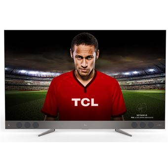Smart TV Android TCL QLED HDR UHD 4K U55X9026 140cm