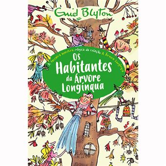 Os Habitantes da Árvore Longínqua - Livro 3