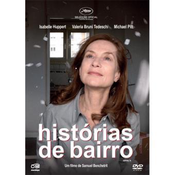 Histórias de Bairro - DVD