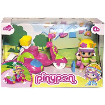 PinyPon - Mota com Sidecar