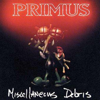 Miscellaneous Debris - LP