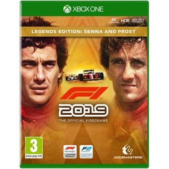 F1 2019 - Legends Edition: Senna & Prost - Xbox One