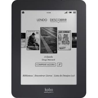 Kobo eReader Mini by Fnac (Preto)
