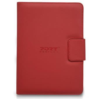 """Port Capa Tablet Muskoka Universal 7"""" (Vermelho)"""