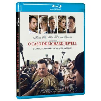 O Caso de Richard Jewell - Blu-ray