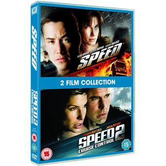 Speed & Speed 2: Cruise Control - Blu-ray Importação