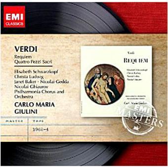 Verdi   Requiem & Four Sacred Pieces (2CD)