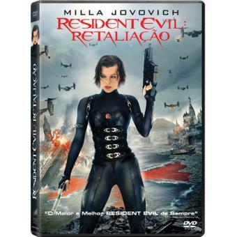 Resident Evil - Retaliação