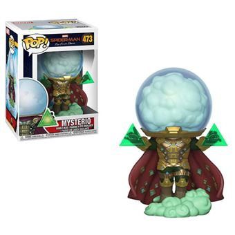 Funko Pop! Spider-Man far from Home: Mysterio - 473