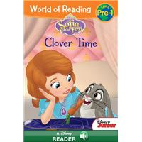 World of Reading: Sofia the First: Clover Time