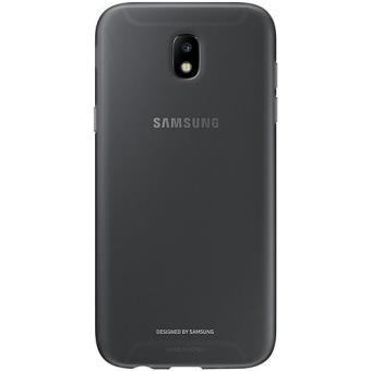 Capa Samsung Jelly para Galaxy J5 2017 - Preto