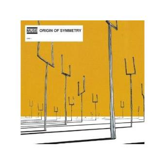 Origin Of Symmetry (remastered) (180g) (Limited Edition) (2LP)