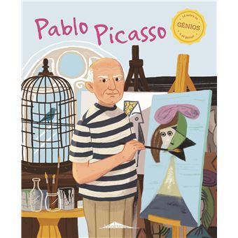 Génios - Livro 2: Pablo Picasso