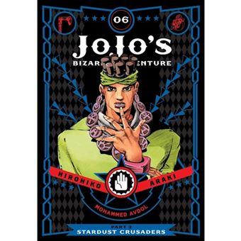 JoJo's Bizarre Adventure - Part 3: Stardust Crusaders - Book 6