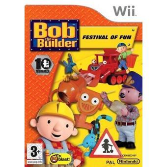 Bob the Builder: Festival of Fun Wii