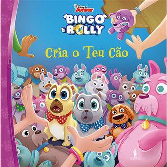 Bingo e Rolly  - Livro 3: Cria o teu cão