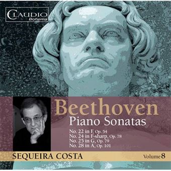 Beethoven: Piano Sonatas Vol 8 - CD