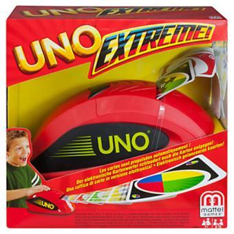 Uno Extreme Mattel Jogos De Cartas Compra Na Fnac Pt