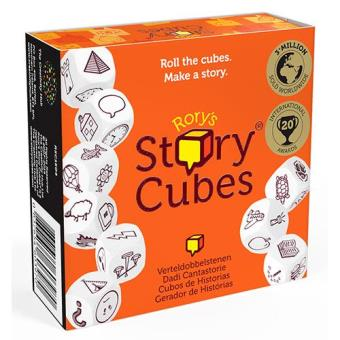 Rory's Story Cubes Originals 9 Dados