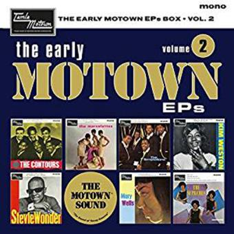 The Early Motown EPs Vol.2 (7x7'')