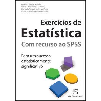 Exercícios de Estatística