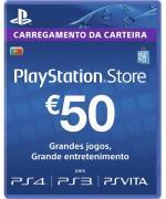 PlayStation Network - 50€ (PS4 | PS3 | PS Vita)
