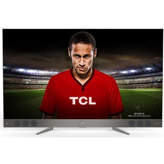 Smart TV Android TCL QLED HDR UHD 4K U65X9026 165cm