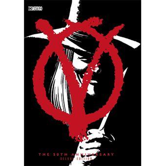 V for Vendetta - The 30th Anniversary Deluxe Edition