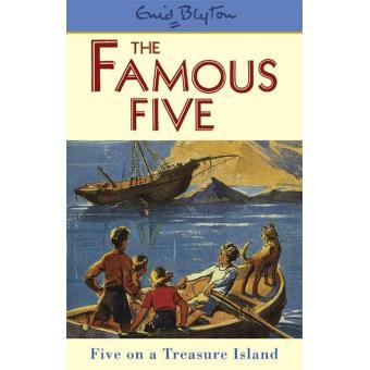 Five On A Treasure Island - Book 1