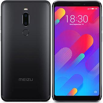 Smartphone Meizu M8 - 64GB - Preto