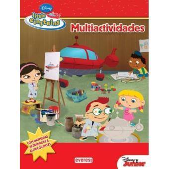 Little Einsteins - Multiactividades