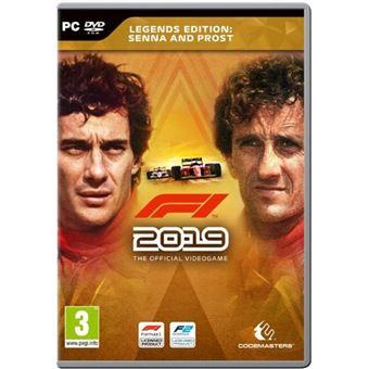 F1 2019 - Legends Edition: Senna & Prost - PC